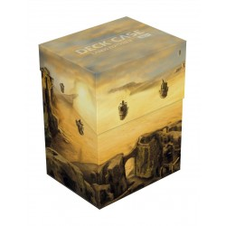 Ultimate Guard Basic Deck Case 80+ Lands Edition II Plains