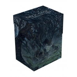 Ultimate Guard - Deck Case - Basic 80+ - Lands Edition II - Swamp