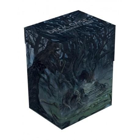 Ultimate Guard Basic Deck Case 80+ Lands Edition II Swamp