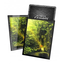Ultimate Guard Protège-cartes Printed Sleeves Lands Edition II Forêt (x100)