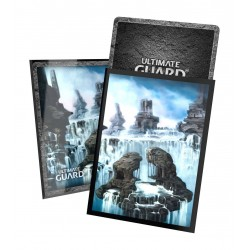 Ultimate Guard Printed Sleeves Lands Edition II Island (x100)