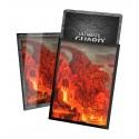 Ultimate Guard - 100 Standard Sleeves - Printed Sleeves - Lands Edition II - Mountain