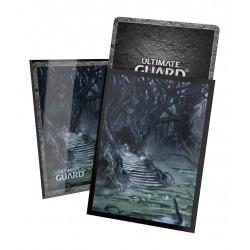 Ultimate Guard Printed Sleeves Lands Edition II Swamp (x100)
