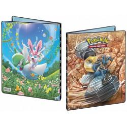 Portfolio 9 Cases Pokémon SM10 Soleil et Lune 10 Ultra Pro