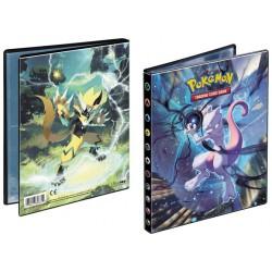 Portfolio 4 Cases Pokémon SM10 Soleil et Lune 10 Ultra Pro