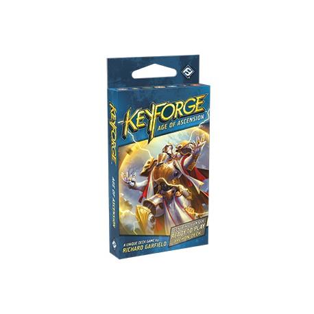 KeyForge : L'àge de l'Ascension - Deck Unique (EN/FR)