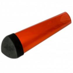 Tube de rangement pour tapis de jeu - Rouge
