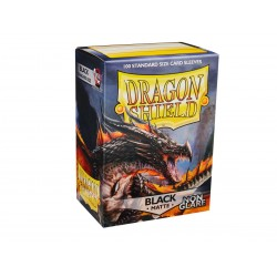 Dragon Shield - 100 Standard Sleeves - Matte Non Glare 100