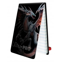 Bloc Points de Vie - Dragon Noir - Ultra Pro