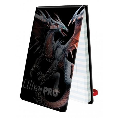Score Keeping Life Pad - Black Dragon - Ultra Pro