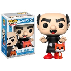 Gargamel & Azrael Funko Pop The Smurfs 273