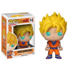 Super Saiyan Goku Funko Pop Dragonball Z 14