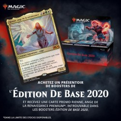 Boîte de 36 Boosters : Edition de Base 2020 + Carte Buy-a-Box
