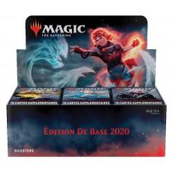 Boîte de 36 Boosters : Edition de Base 2020