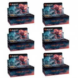 Case of 6 Booster Boxes : Core Set 2020