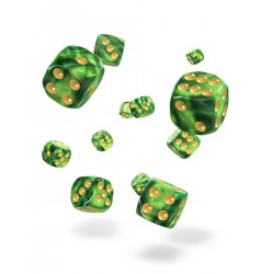 Oakie Doakie Dice 36D6 12mm - Gemidice - Jungle