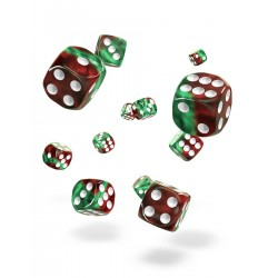 Oakie Doakie Dice - 36D6 - 12mm - Gemidice - Bloody Jungle