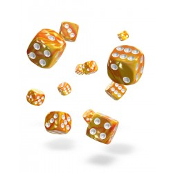 Oakie Doakie Dice - 36D6 - 12mm - Gemidice - Sunstone