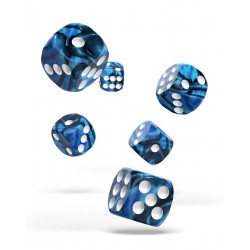 Oakie Doakie Dice 12D6 16mm - Gemidice - Twilight Stone