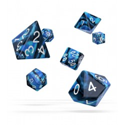 Oakie Doakie Dice RPG Set - Gemidice - Twilight Stone