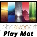 Tapis de Jeu John Avon Art