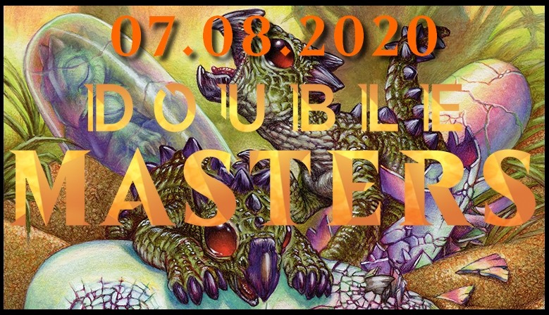 Double Masters le 07.08.2020